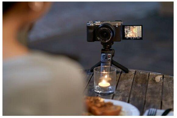 Новинка-фотоаппарат SONY A7C. Так для кого же эта камера?!