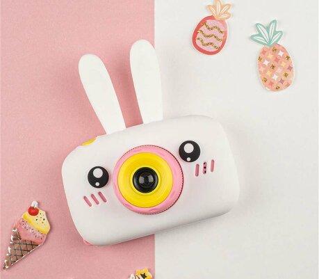 Детские фотоаппараты GSMIN: от зайчиков до мышек (Обзор!)
