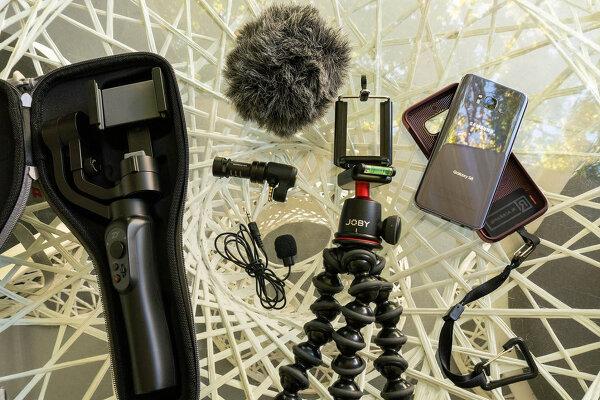 Как снимать видео на смартфон и делать это качественно?