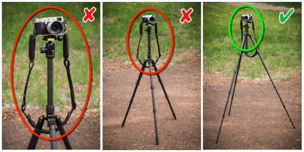 9 ошибок в работе со штативом, которые могут испортить ваши снимки и подвергнуть риску фотокамеру