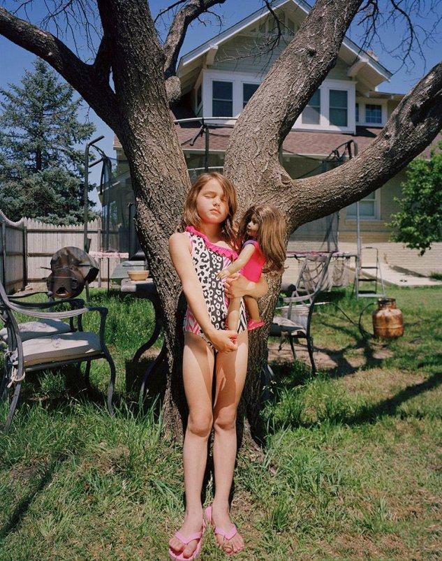 Домашние фото девочки голая фото 392-44