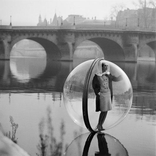 .. Эти снимки были сделаны в 1963 году для журнала Harper*s Bazaar.