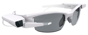 Google Glass фото
