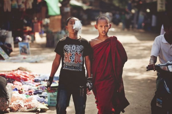 Два брата - Эмоции людей