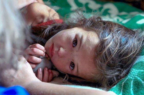 Девочка, выжившая после 11-дневного пребывания в сибирском лесу - Эмоции людей