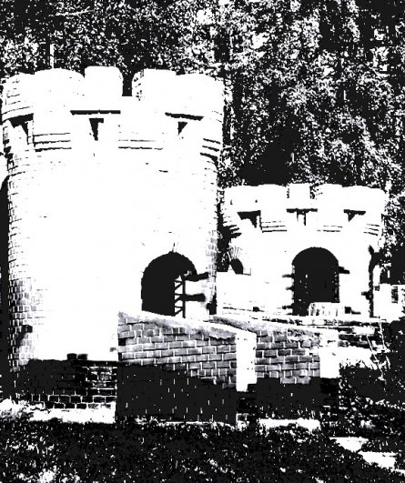 графика первой крепости