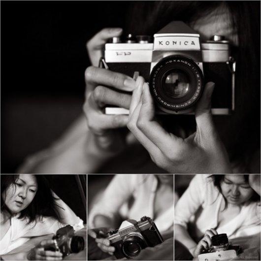красивые портретные фото