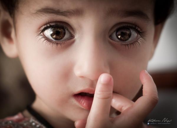 Красивые глаза