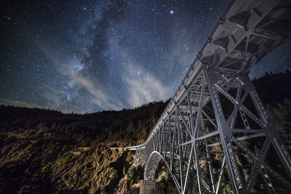 фото звёздного неба посмотреть 4