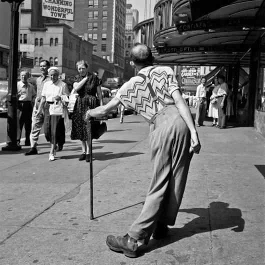 """Фотограф Вивиан Майер (Vivian Maier) (рубрика """"Вдохновение"""") - №4"""