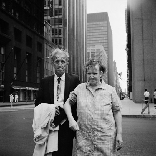 """Фотограф Вивиан Майер (Vivian Maier) (рубрика """"Вдохновение"""") - №8"""
