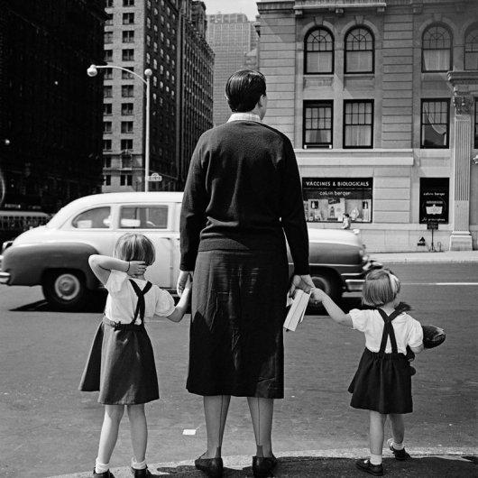"""Фотограф Вивиан Майер (Vivian Maier) (рубрика """"Вдохновение"""") - №28"""