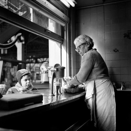 """Фотограф Вивиан Майер (Vivian Maier) (рубрика """"Вдохновение"""") - №32"""