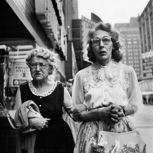 """Фотограф Вивиан Майер (Vivian Maier) (рубрика """"Вдохновение"""") - №43"""