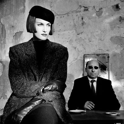 Джан Паоло Барбьери. Феличитас. Vogue Italia. 1983. © GIANPAOLOBARBIERI. Courtesy Gian Paolo Barbieri