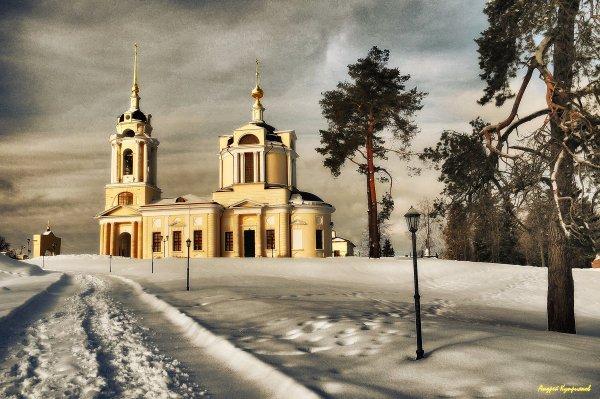 Андрей Куприянов - Знаменский храм д. Комлево (http://fotokto.ru/id102716#)