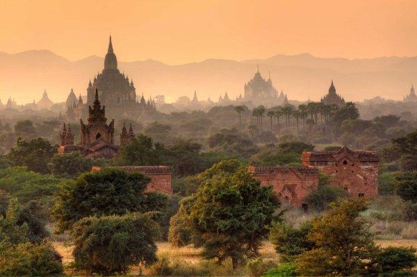 Захватывающие места - Паган, Мьянма