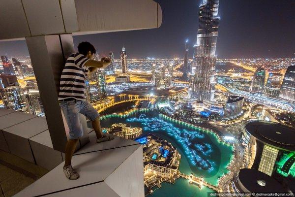 как стать профессиональным фотографом - Дубай. Автор фото: Вадим Махоров
