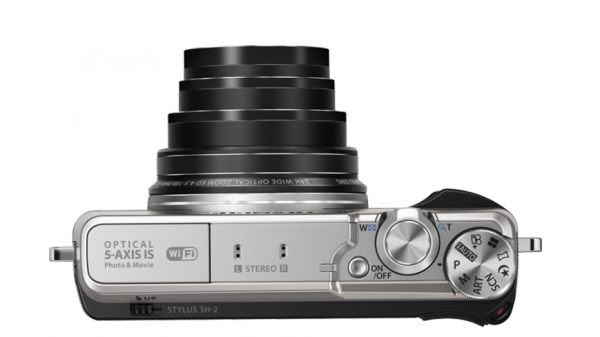 обзор компактных камер Olympus Stylus Traveller SH-2