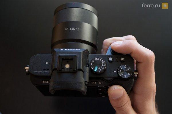 Полнокадровый фотоаппарат