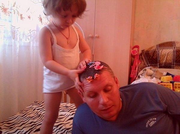 - У меня есть дочь, поэтому я буду прекрасен всегда!!! ;)) - №17