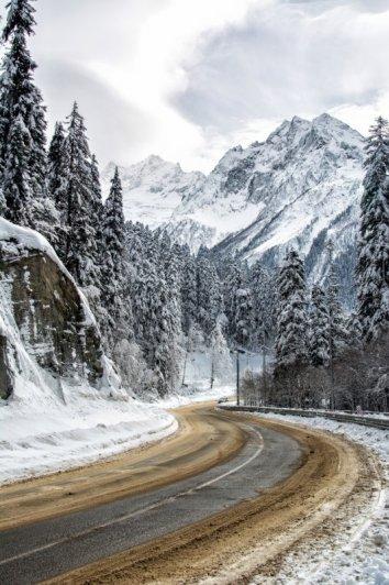Александр Комарских - Дорога в горы
