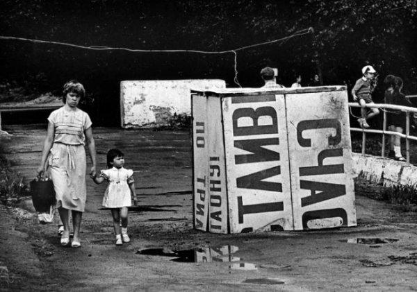 фотографы советского времени