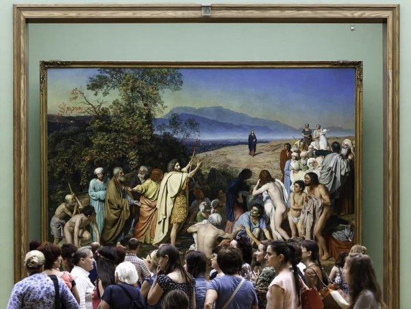 """Явление Христа народу"" - автор: Sergej Lopatin"