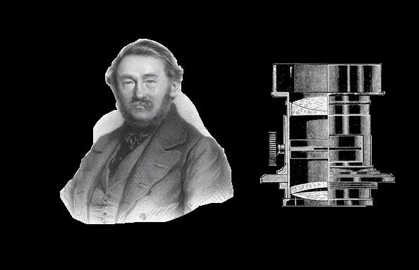 Изобретатель портретного объектива Петцваля