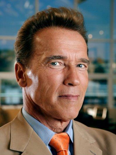 Фотографии знаменитостей: Арнольд Шварценеггер (Arnold Schwarzenegger) 3