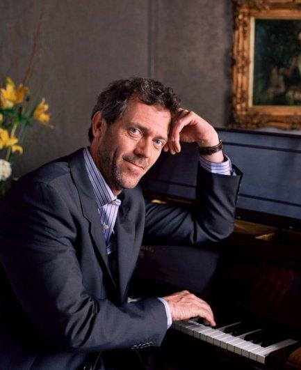 Фотографии знаменитостей: Хью Лори (Hugh Laurie)