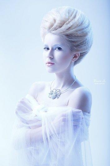 Lady Winter. Автор: Сергей Басин