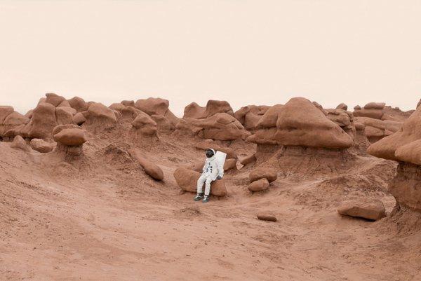 Фото с Марса 13
