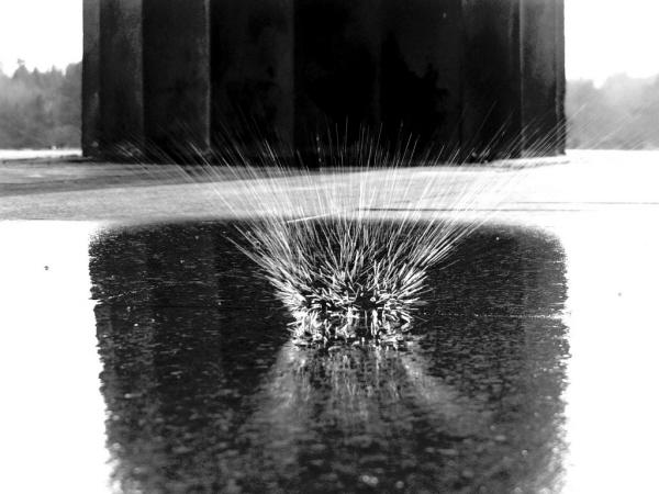 фото капель воды, пример