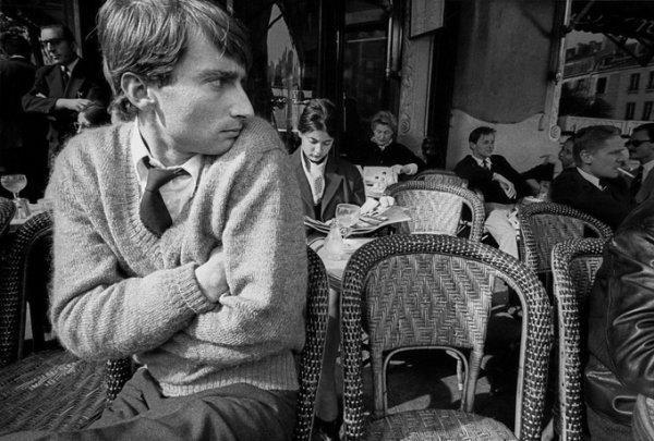 Работы классика фотографии Фрэнка Хорвата –