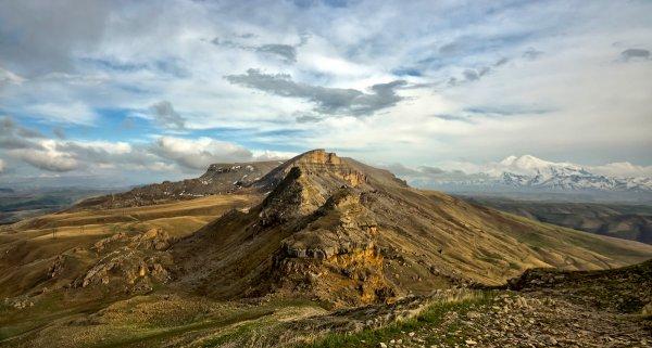 Вид с плато Бермамыт. Автор фото: Болеслав Boleslav