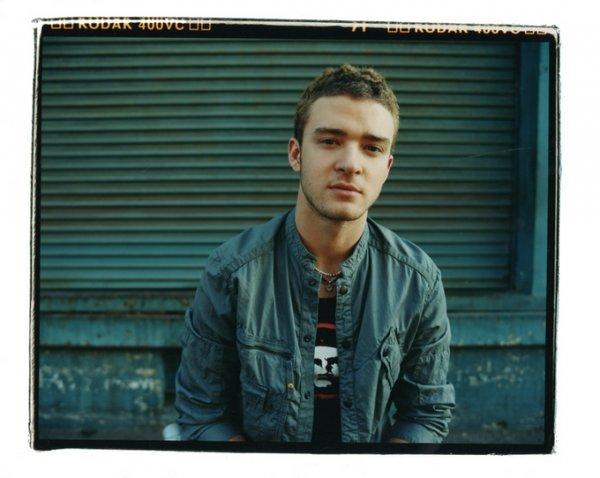 Портреты знаменитостей – Джастин Тимберлейк (Justin Timberlake)