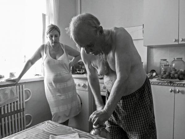 Евгений Поляков - Закатка абрикосов