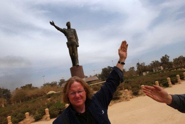 Война в Ираке, Питер Тернли (Peter Turnley) в Багдаде, 2003