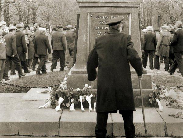 Валерий Талашов - Ветераны уходят