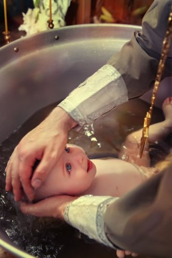 Юлия Клименко - Крещение
