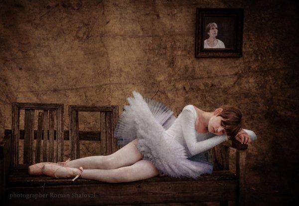 момент одиночества... Автор: Роман Шафовал