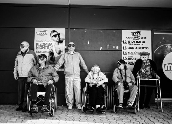 На карнавал. Автор фото: Владимир Вилзборов.