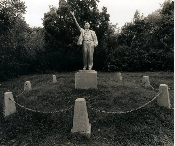 В. Филонов. Из серии По дорогам России. 1984-89 (8).