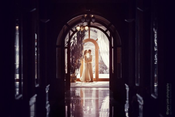 Жених и невеста. Автор фото: Евгений Ланин