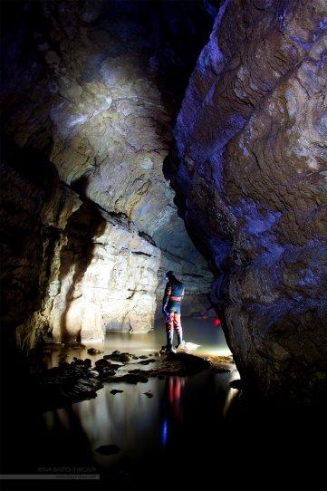 Нижняя Шакуранская пещера, Абхазия