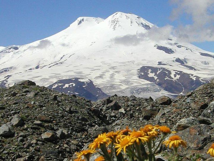 фото гор 7 – Эльбрус