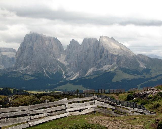 фото гор 15 – Италия Доломитовые Альпы