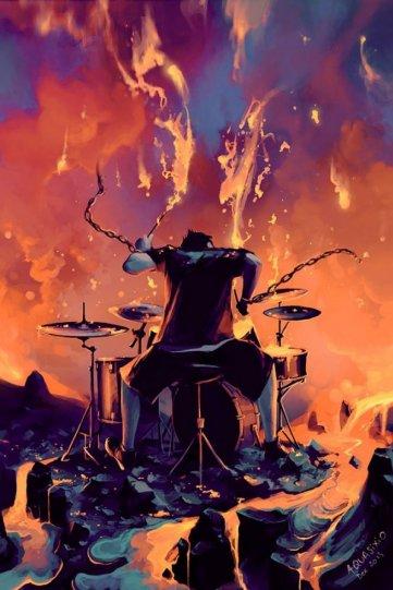 Барабаны и гнев