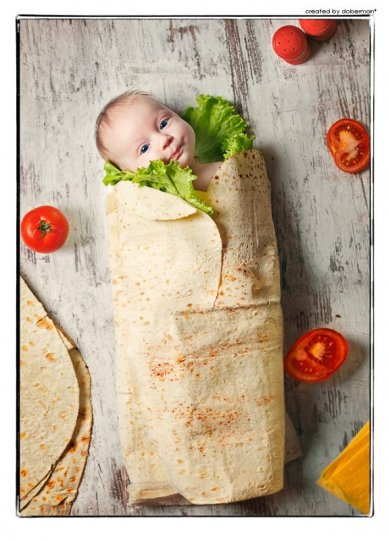Автор: Денис Богомолов – фото младенцев